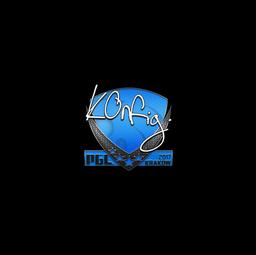 Sticker | k0nfig | Krakow 2017