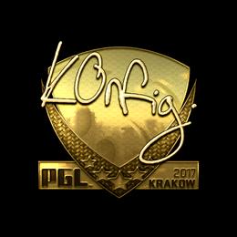 k0nfig (Gold) | Krakow 2017