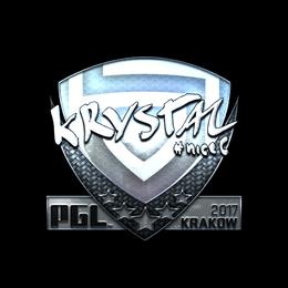 kRYSTAL (Foil) | Krakow 2017