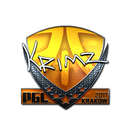 KRIMZ (Foil) | Krakow 2017