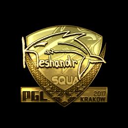 keshandr (Gold) | Krakow 2017