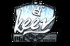 Sticker | keev (Foil) | Krakow 2017