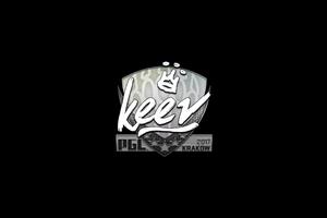 Sticker Keev Krakow 2017