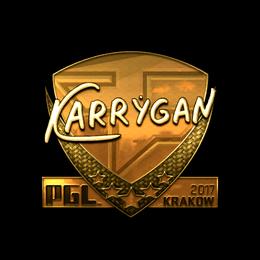 karrigan (Gold) | Krakow 2017