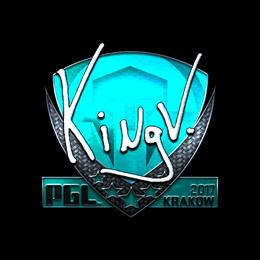 kNgV- (Foil) | Krakow 2017