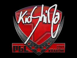 Sticker | kioShiMa | Krakow 2017