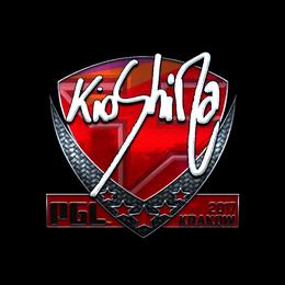 kioShiMa (Foil) | Krakow 2017