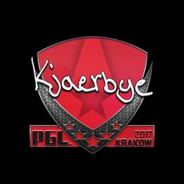 Kjaerbye | Krakow 2017