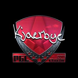 Kjaerbye (Foil) | Krakow 2017