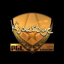 Kjaerbye (Gold) | Krakow 2017