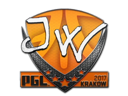 Sticker | JW | Krakow 2017