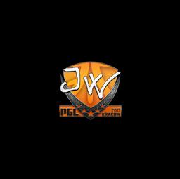 Sticker   JW   Krakow 2017