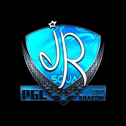 jR (Foil) | Krakow 2017