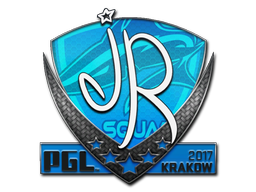 Sticker | jR | Krakow 2017