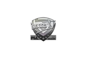 Sticker Innocent Krakow 2017