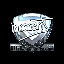 innocent (Foil) | Krakow 2017