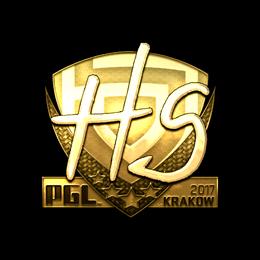 HS (Gold) | Krakow 2017