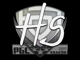 Sticker | HS | Krakow 2017