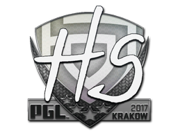 Sticker | HS | Krakow 2017