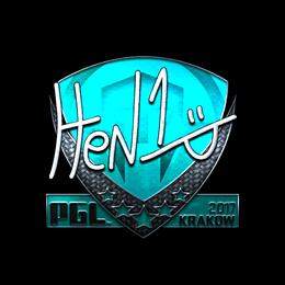 HEN1 (Foil) | Krakow 2017