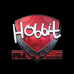 Hobbit (Foil) | Krakow 2017