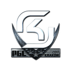 Sticker | SK Gaming (Foil) | Krakow 2017