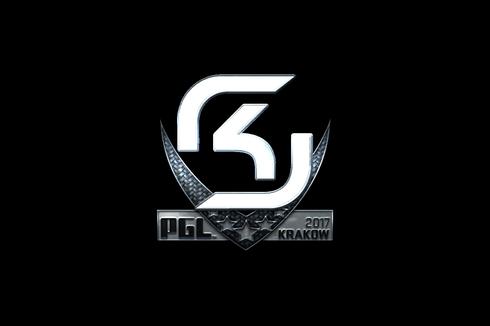 Sticker | SK Gaming (Foil) | Krakow 2017 Prices