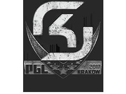 Запечатанный граффити | SK Gaming | Краков 2017