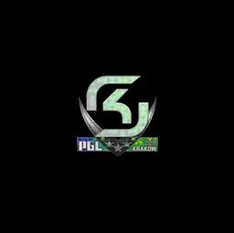 Sticker | SK Gaming (Holo) | Krakow 2017