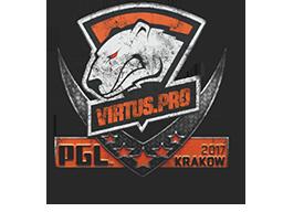 Запечатанный граффити | Virtus.Pro | Краков 2017