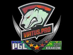Sticker | Virtus.Pro (Holo) | Krakow 2017