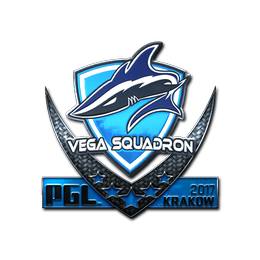Vega Squadron (Foil) | Krakow 2017