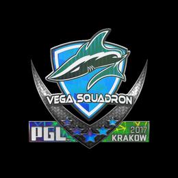 Vega Squadron (Holo) | Krakow 2017