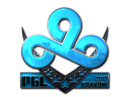 Sticker | Cloud9 (Foil) | Krakow 2017