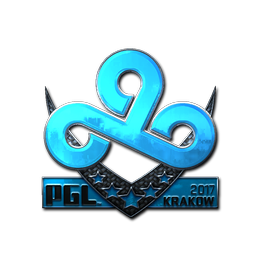 Cloud9 (Foil) | Krakow 2017
