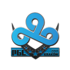 Sticker | Cloud9 | Krakow 2017