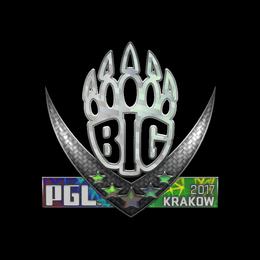 BIG (Holo) | Krakow 2017