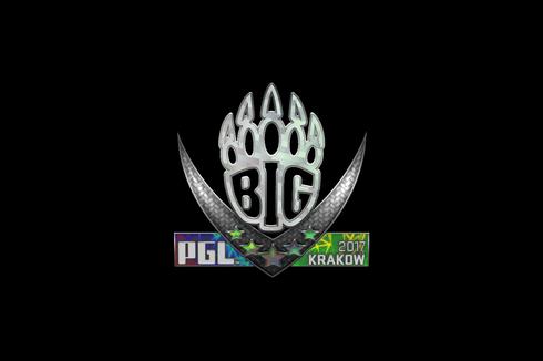 Sticker   BIG (Holo)   Krakow 2017 Prices