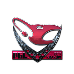mousesports (Foil) | Krakow 2017
