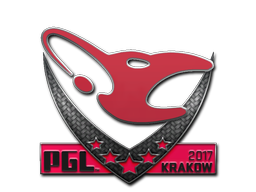 Sticker | mousesports | Krakow 2017