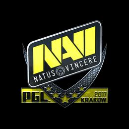 Natus Vincere (Foil) | Krakow 2017