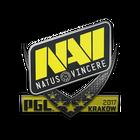 Sticker   Natus Vincere   Krakow 2017