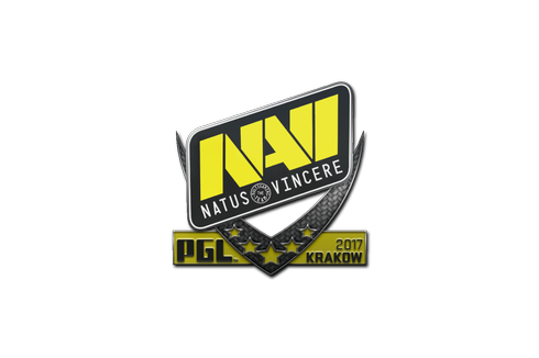 Sticker | Natus Vincere | Krakow 2017 Prices