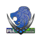 Sticker | North (Holo) | Krakow 2017