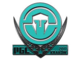 Sticker | Immortals | Krakow 2017