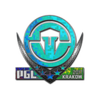 Sticker | Immortals (Holo) | Krakow 2017