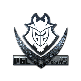 G2 Esports (Foil) | Krakow 2017