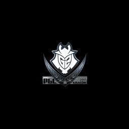 Sticker | G2 Esports (Foil) | Krakow 2017