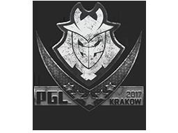 Sealed Graffiti | G2 Esports | Krakow 2017