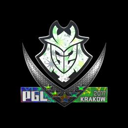 G2 Esports (Holo) | Krakow 2017